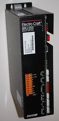 ELECTRO-CRAFT RELIANCE ELECTRIC ROBBINS MYERS DM-30, 9101-1133, BRU-200