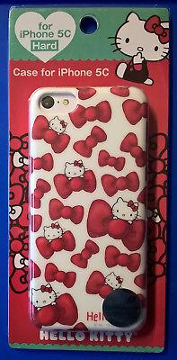 Hello Kitty Hardcase Backcover Schutzhülle Typ A für iPhone 5c gebraucht kaufen  Altes Lager