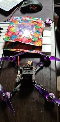 Fpv racing drone xbee flycolor