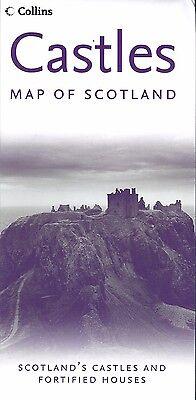 Map of Scotland's Castles, Scotland