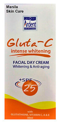 Gluta-C Intense Lightening Facial Day Cream 30ml (from £14.95 to £30.00)
