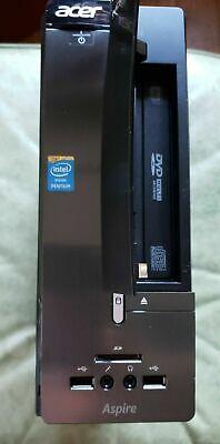 Acer Aspire XC-603G Windows 10 SFF Desktop Computer intel processor J2900 1TB