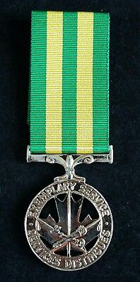 Canadian Exemplary Service Medal Corrections