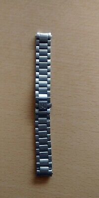 Omega branded replacement bracelet Solid Stainless Steel 18mm at lugs