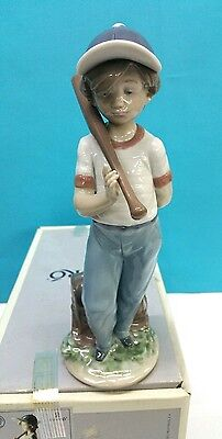 LLADRO # 7610 CAN I PLAY, NEW IN THE ORIGINAL BOX