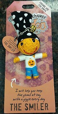 WATCHOVER VOODOO DOLL, THE SMILER,  BRAND NEW!!!