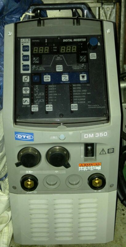 OTC Daihen DM 350 - Working and Excellent used condition