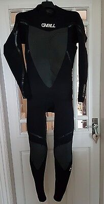 O'Neill Psycho 2  Men's Winter Wetsuit 5/3 mm Size Medium