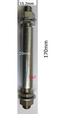 PU Schubkarrenrad 4.80/4.00-8  Ø390 mm stahlfelge inkl. Achse, 200Kg