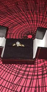 DIAMOND RING- size K1/2 Blakeview Playford Area Preview