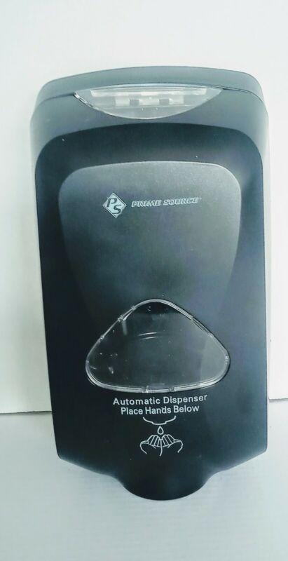 Prime Source Hands Free Foam Soap Dispenser 1250 ML Black Turquoise Soap