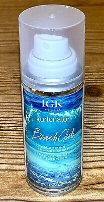 IGK BEACH CLUB Volumizing Texture Spray NEW 1.7 oz