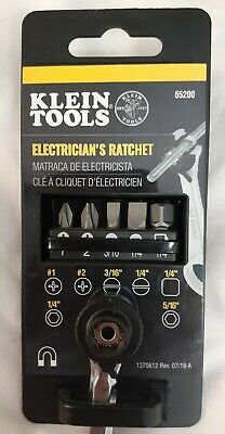 Electricians Ratchet Kleins Tools Free Shipping To The Usa