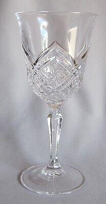 Water Goblet Cristal D'Arques Crystal Altesse Pattern