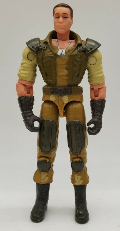 "G.I. Joe 2004 Valor Vs Venom SWITCH GEARS (V2) 3.75"" Action Figure"