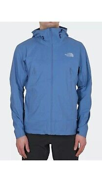 The North Face Men's Diad Jacket Medium Size, Moonlight Blue Color