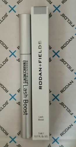 AUTHENTIC Rodan + and Field ENHANCEMENTS Lash Boost(5ML/0.17 fl oz US)SEALED
