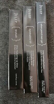 Julep 3 piece make up collection - Full Sizes