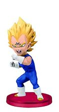 Bandai, Dragon Ball Z World Figure Vol 1, 2.8 inch, Vegeta DBZ-05 New and Sealed