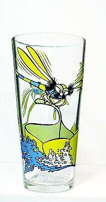 "Vintage 1977 PEPSI DISNEY ""Evinrude"" The Rescuers Collector's Series Glass EUC"