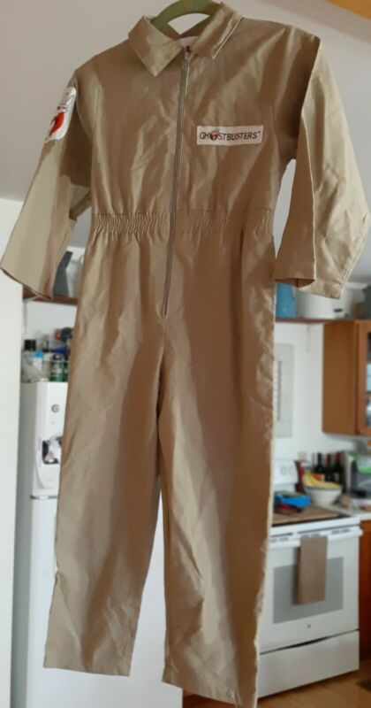 Vintage Kenner 1988 Ghostbusters II Find the Ghosts Contest prize Uniform Size 6
