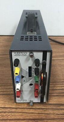 Kepco Operational Power Supply Ca-3 0-15v 0-1.5a Ops 15-1.5 Bta