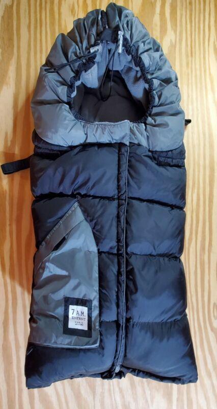 7 AM Enfant Paris NY Blanket 212 Evolution Stroller Extension Only  EUC