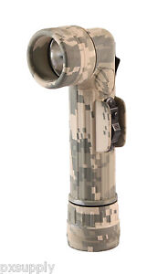 FLASHLIGHT-FULTON-ANGLEHEAD-WATERPROOF-GENUINE-US-ARMY-GI-D-ACU-DIGITAL-CAMO-701
