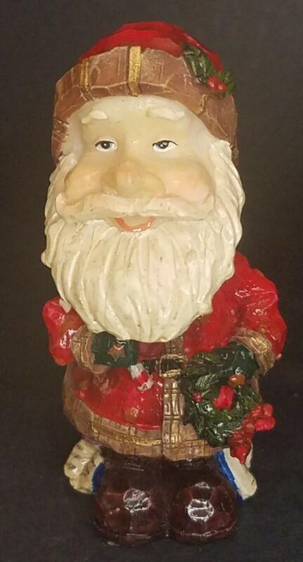 Old Fashioned Santa St Nick BOBBLEHEAD Resin