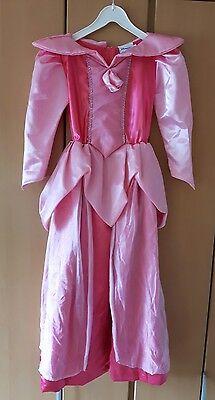 ♥♥Disney Prinzessinnen Kleid Aurora Dornröschen Gr.134/140♥♥