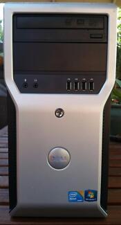 Dell Precision WorkStation T1600 Xeon E31225 3.10GHZ 12GB Ram 1TB