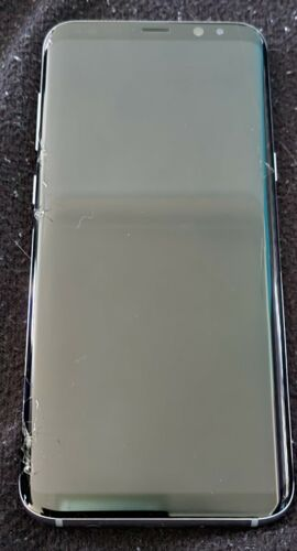 Android Phone - SAMSUNG Galaxy S8+ - 64GB - Orchid Grey Smartphone