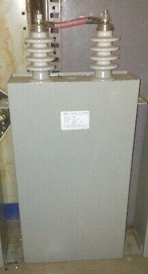 Nwl Capacitor 4 Mfd 40 Kvdc - For Diy Tesla Coil