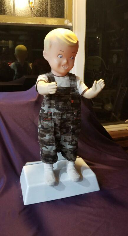 Vintage Buster Brown Child Mannequin Store Display