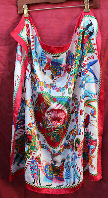 Vintage Scarf Styles -1920s to 1960s Vintage Scarf Christmas 31