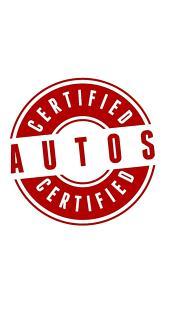 Certified Autos