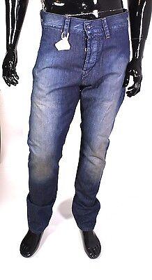Lee Herren Relaxed Fit Jean (GJ1-188 LEE Parker Herren Jeans Hose blau W32 L34 relaxed fit narrow leg Button)