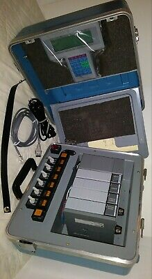 Allen Bradley Plc 1747-demo-1 Slc 500 Training Kit Tested And Ready To Go