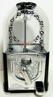 1970'S CAROUSEL CLASSIC Juxbox Candy/Gum Machine Coin Operated, CLEAN.Free Ship!