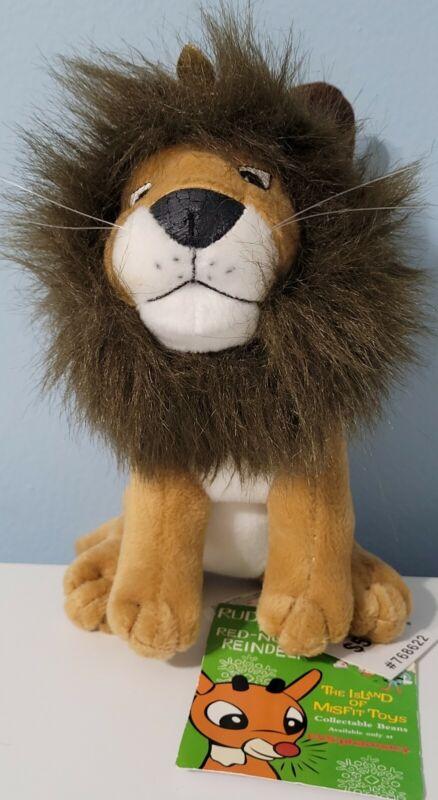 "CVS Stuffins 6"" King Moonracer Lion Plush Rudolph Island of Misfit Toys 1998 NWT"