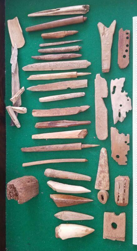 Inuit/ Eskimo Artifacts St. Lawrence Island Alaska