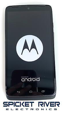 Motorola Droid XT1254 Turbo - Black - 32GB - Verizon - Android Smartphone