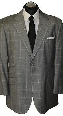 Patrick Hellmann Anzug Gr. 56 Schurwolle S120 Luxus - Patrick Anzug