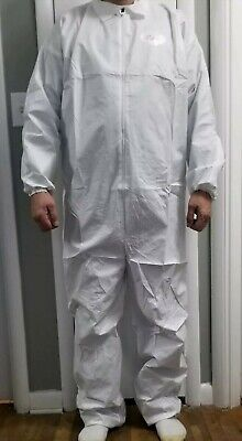Posiwear Ba Displ Coverall Antistatic 1 Painter Suits Size Xl