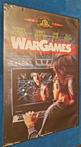WarGames DVD, 1998  - $6.00