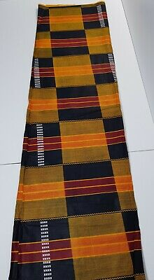 Kente Design (African Cotton Fabric Wax Print Per Yard New Design Supreme Quality Kente Fabric)
