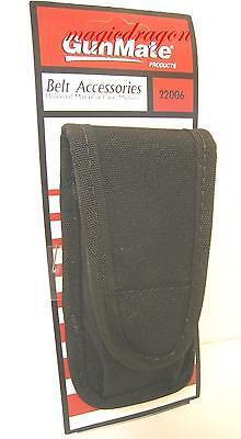 Uncle Mike's Gun Mate Magazine / Knife / Cell Phone Pouch .
