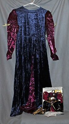 NEW American Girl Medieval Dress Costume for doll and youth - Medieval Dresses For Kids