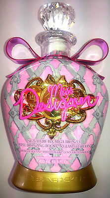 Designer Skin Miss Designer 55X Bronzer Indoor Tanning Bed Sun Tan Lotion