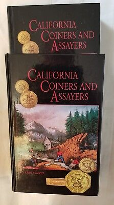 California coiners & assayers dan owens 448pages 1st edition NEW out of print